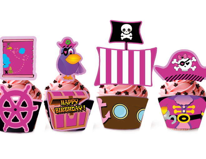 Princess Pirates Party
