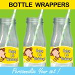 yellow mod monkey bottles