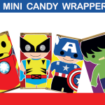 mini candy wraps