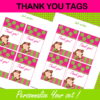 mod monkey thank you tags