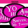 comic signs