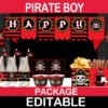 Pirates party ideas