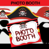pirates photo props