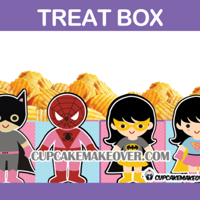 party favors treat boxes