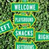 elmo sesame street signs arrows