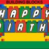 printable lego birthday banner