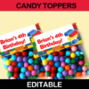 lego treat bag toppers