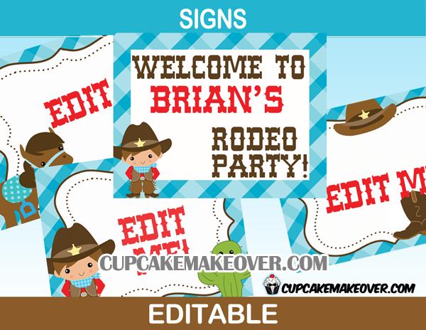 91-Cowboy-Party-Signs