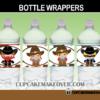 wild west outlaws sheriffs bottle labels