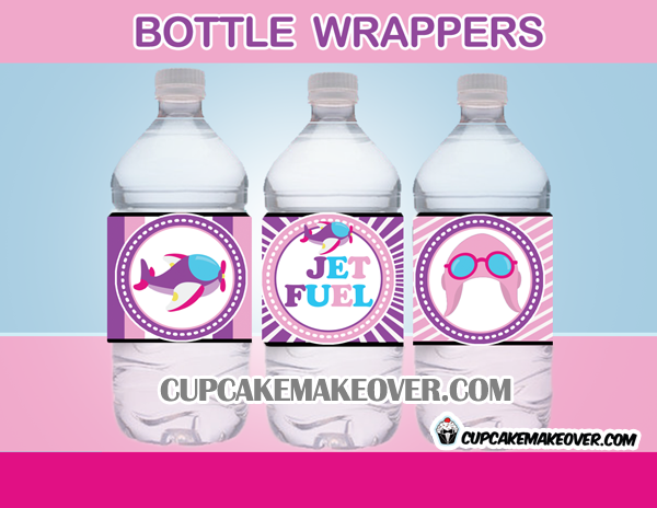 97-Airplane-Girl-Bottle-Labels