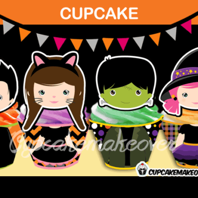 halloween cupcake decorations designs