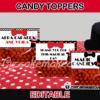magic treat bag labels