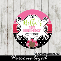 Ladybug-Party-Favors-Cupcake-Toppers-Pink-1