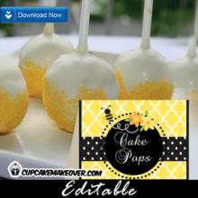 bumble bee baby shower food ideas tents labels