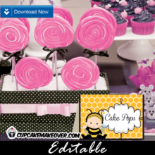 baby shower food labels ideas
