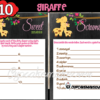 Printable Jungle Baby Shower Games