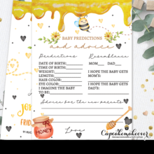 bumble bee baby shower games little honey