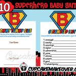printable super baby boy shower games