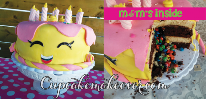 shopkins birthday cake ideas decoration