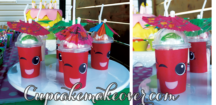 Sippa shopkins candy cups