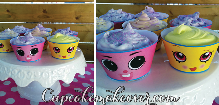 Shopkins Birthday Party Ideas Fun Easy Planning Cupcakemakeover