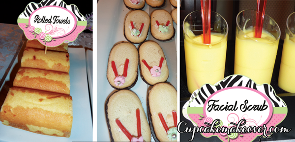How to Throw a Fun Home Spa Party for Girls - Cupcakemakeover