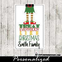 printable gift tags christmas elf