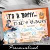 elephant halloween baby shower invites fall autumn ideas boy