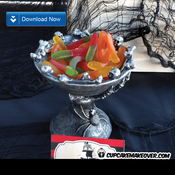 pirate party food ideas candy worms
