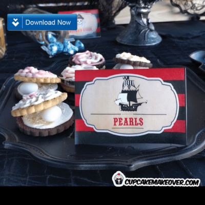 pirate party food ideas pearls